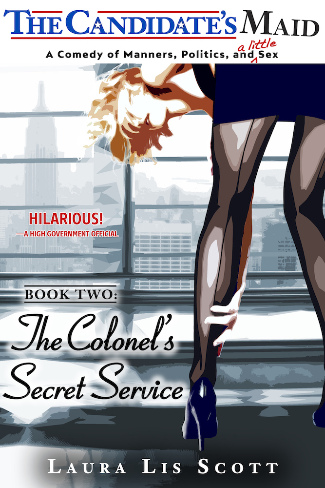 Cover for The Colonel's Secret Service