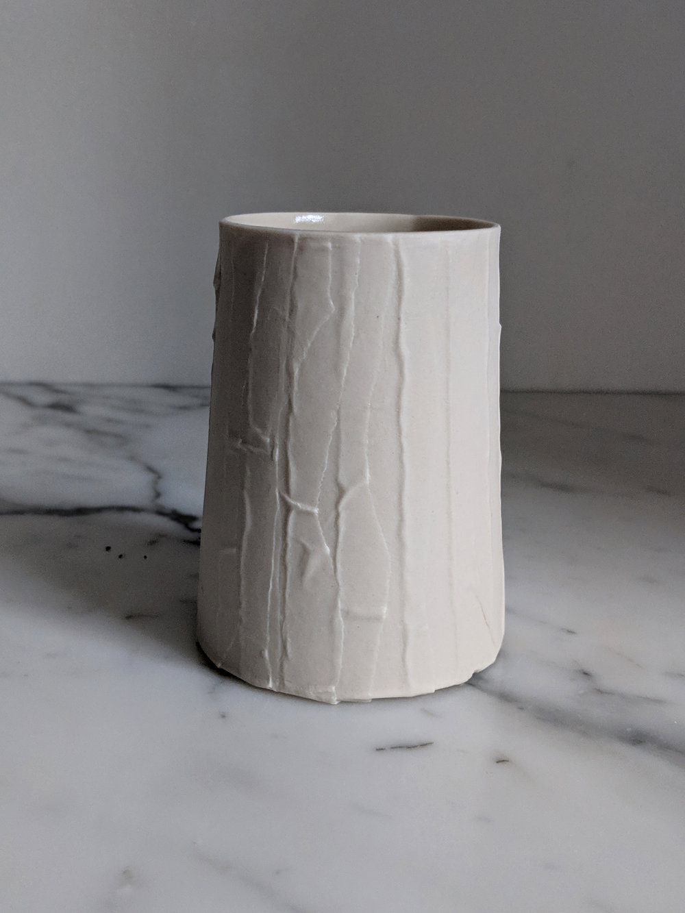 Get your mom a pretty vase from  Abigail Murray  and she'll think of you every time she uses it.