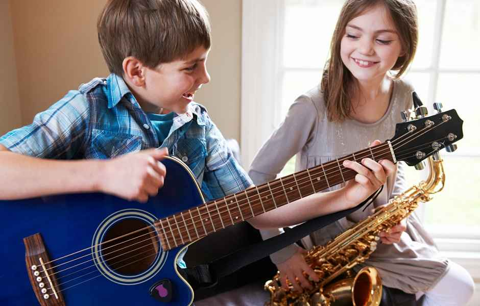 BRASIL - Our children will learn to play the Bossa Nova and other popular Brazilian styles.