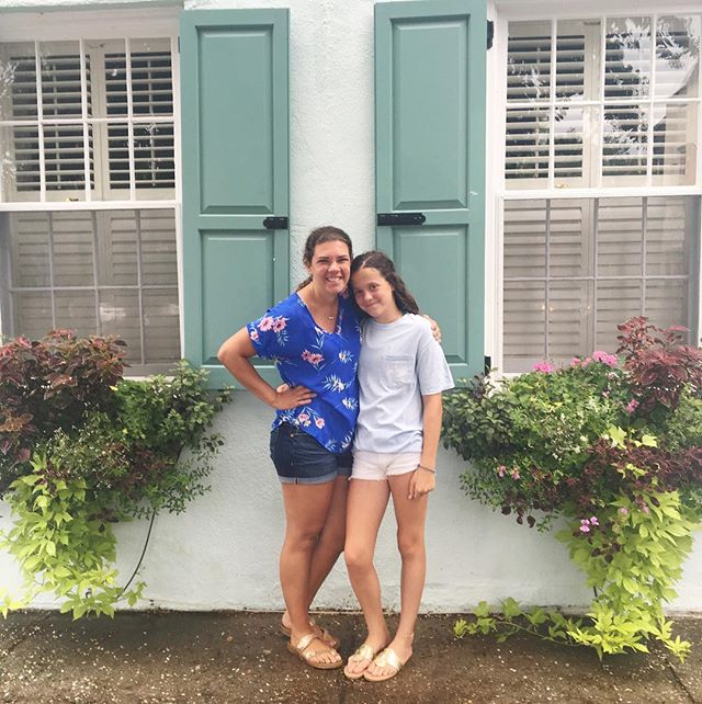 Out of all the sisters in the world, you're by far my favorite. Love ya, Kat! ❤️ #nationalsisterday
