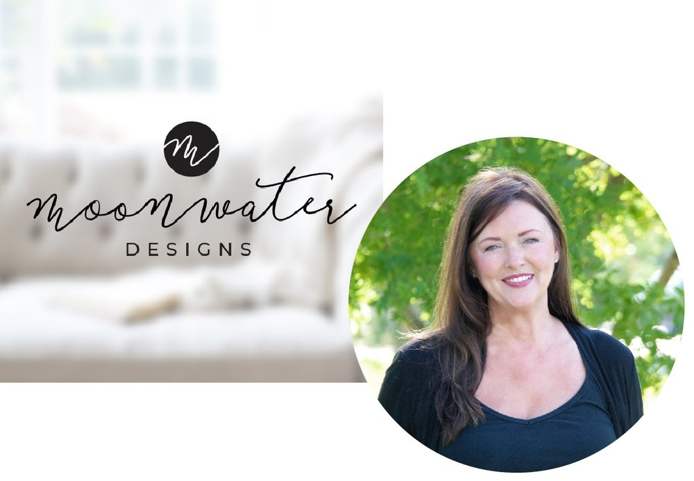 """Deidre did such a awesome job capturing the look at feel of my design business. I have a critical eye for design but after just one coffee date together, she came back to me two weeks later with my entire brand laid out both beautifully and strategically aligned. Impressive! The process of our projects together were easy, seamless and quicker than our original timeline. I couldn't be happier.""  - Marci A., Moonwater Designs, Commercial & Home Design"