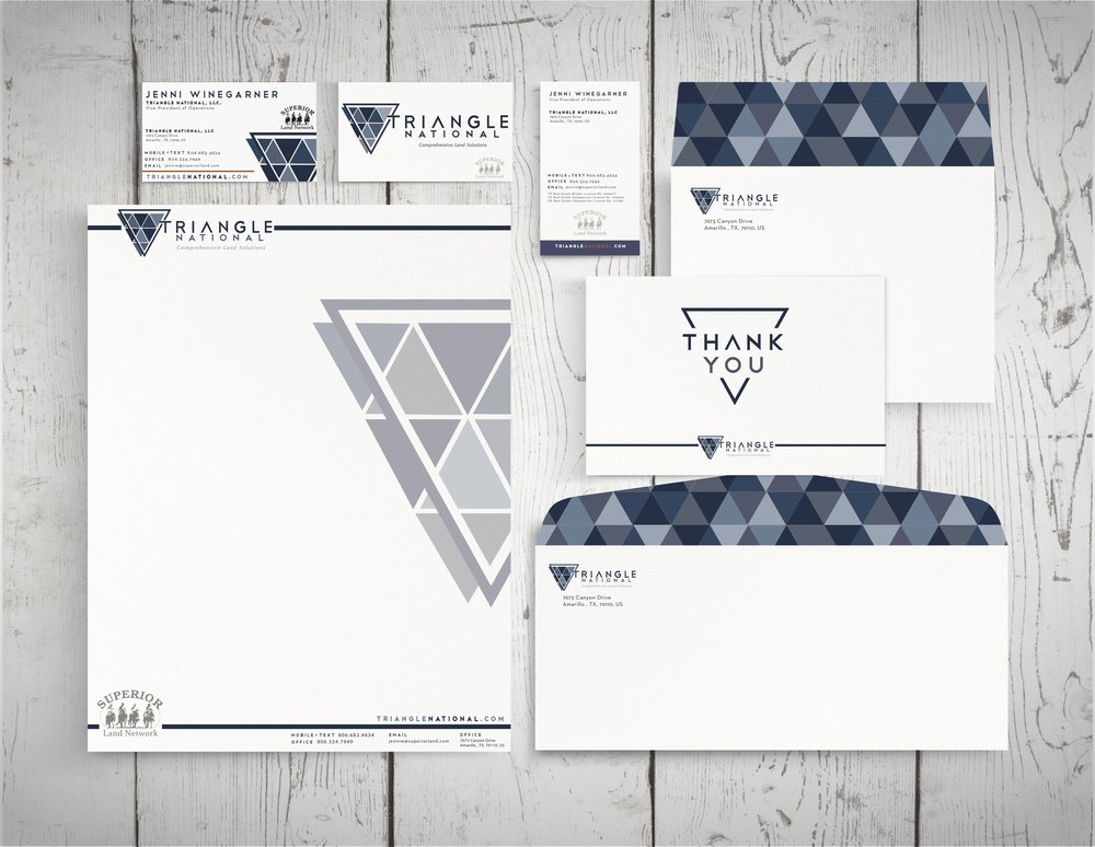 TRIANGLE NATIONAL |  BRAND DESIGN + PRINT AND MARKETING MATERIALS