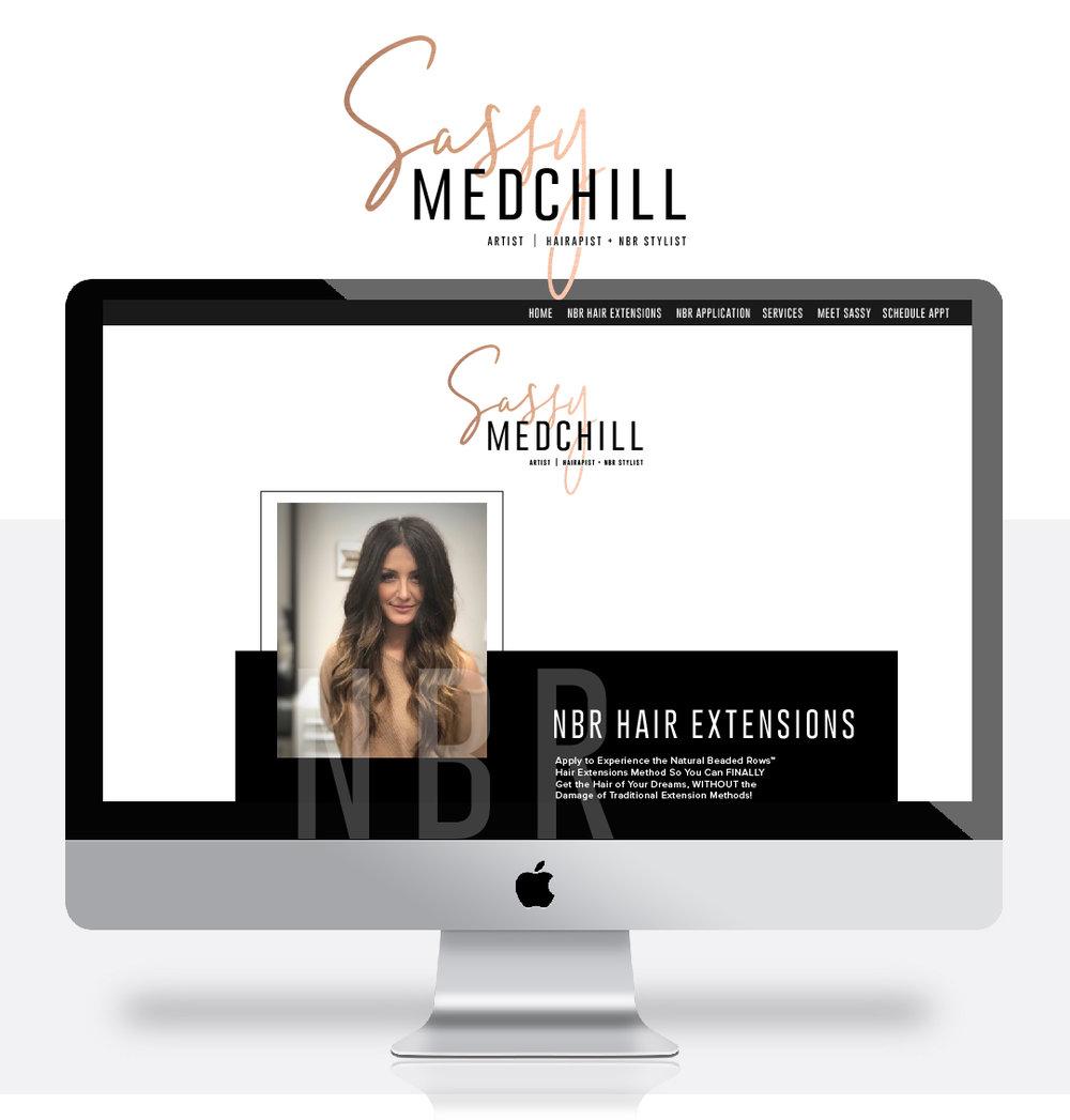 SASSY MEDCHILL |  PERSONAL BRANDING, WEBSITE DESIGN, INFLUENCER OUTREACH STRATEGY