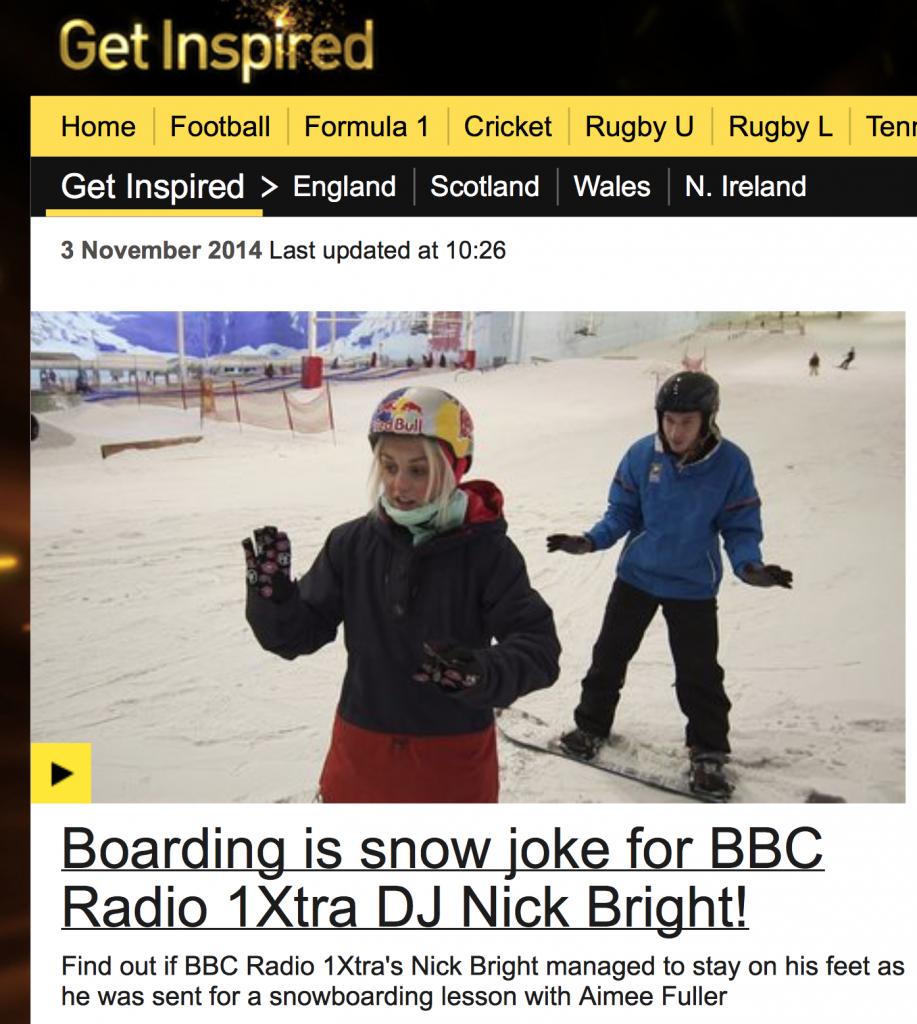 BBC inspire