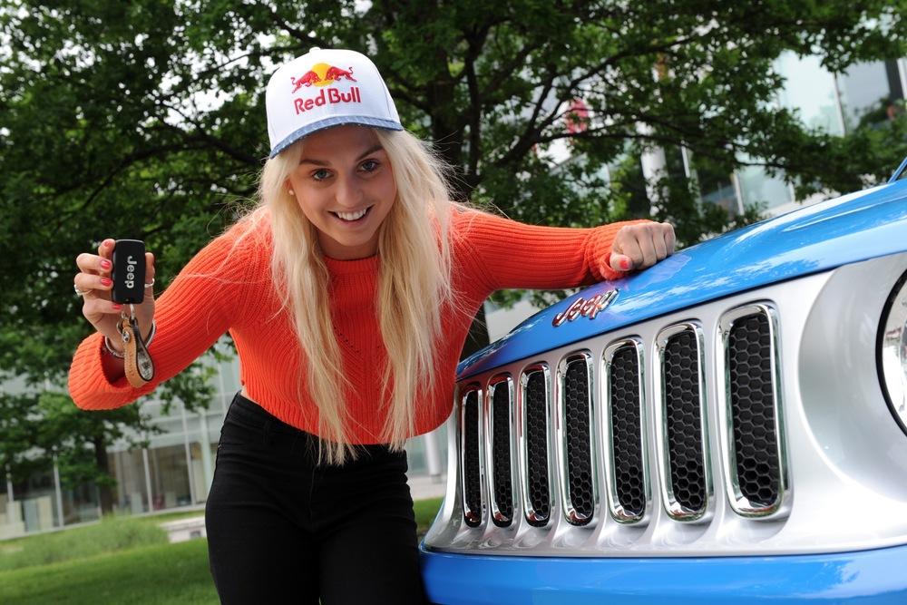 Aimee Fuller Jeep