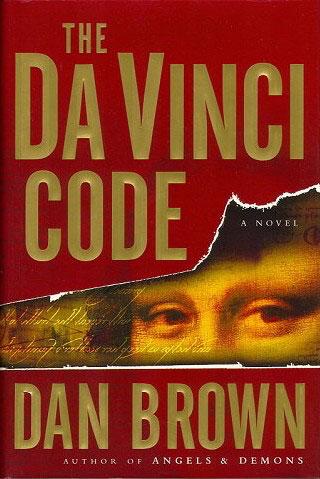 da vinci code books Id live in