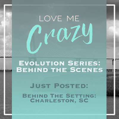 charleston south carolina love me crazy camden leigh contemporary romance author