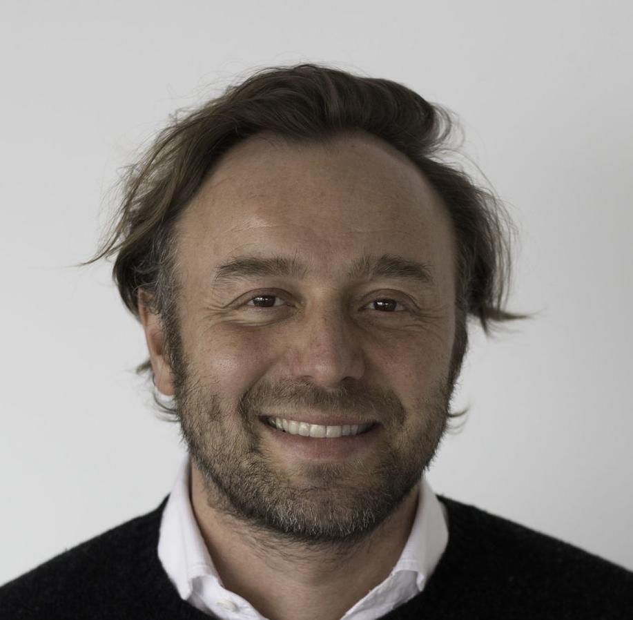 Visant Le Guennec , secrétaire-trésorier  Producteur exécutif associé, Les Enfants