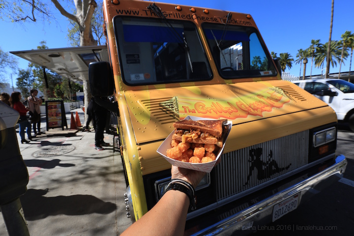©LIANA LEHUA 2016. ALL RIGHTS RESERVED. CANON 5D MARK III, CANON 16-35MM F/2.8L II, FOCAL LENGTH: 16MM, ISO 100, 1/125 SEC, F/11 THE GRILLED CHEESE TRUCK, LOS ANGELES, CA