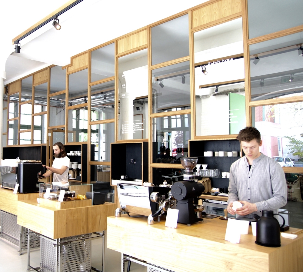 how can you build a successful cafe or coffee shop? By making it an actual coffee 'business'!