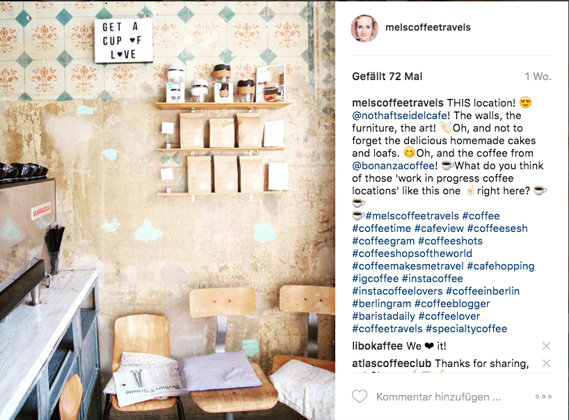 Social Media for coffee businesses: How to grow your audience on Instagram