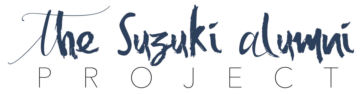 The Suzuki Alumni Project