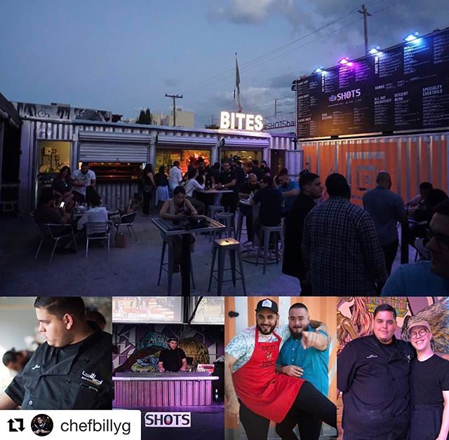 #Repost @chefbillyg ・・・ I'm celebrating my birthday tomorrow at @shotsmiami & bringing some croquetas with me 😎 #wheresito #itopopup #comefindus