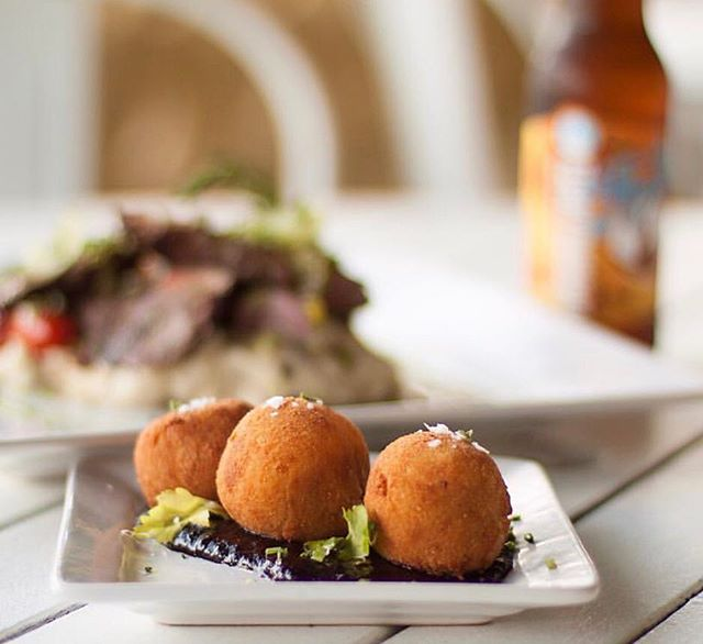 Taking our babies (Croquetas) on the road this Sunday! Join us at @sqlmiami starting at Noon for a special brunch pop up!  Mimosas and Croquetas .. no better way to enjoy your Sunday!  #WheresITO #ComeFindUs #ITOPopUp #liveAndwell