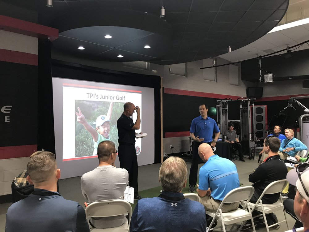 TPI Founders Dave Phillips & Greg Rose