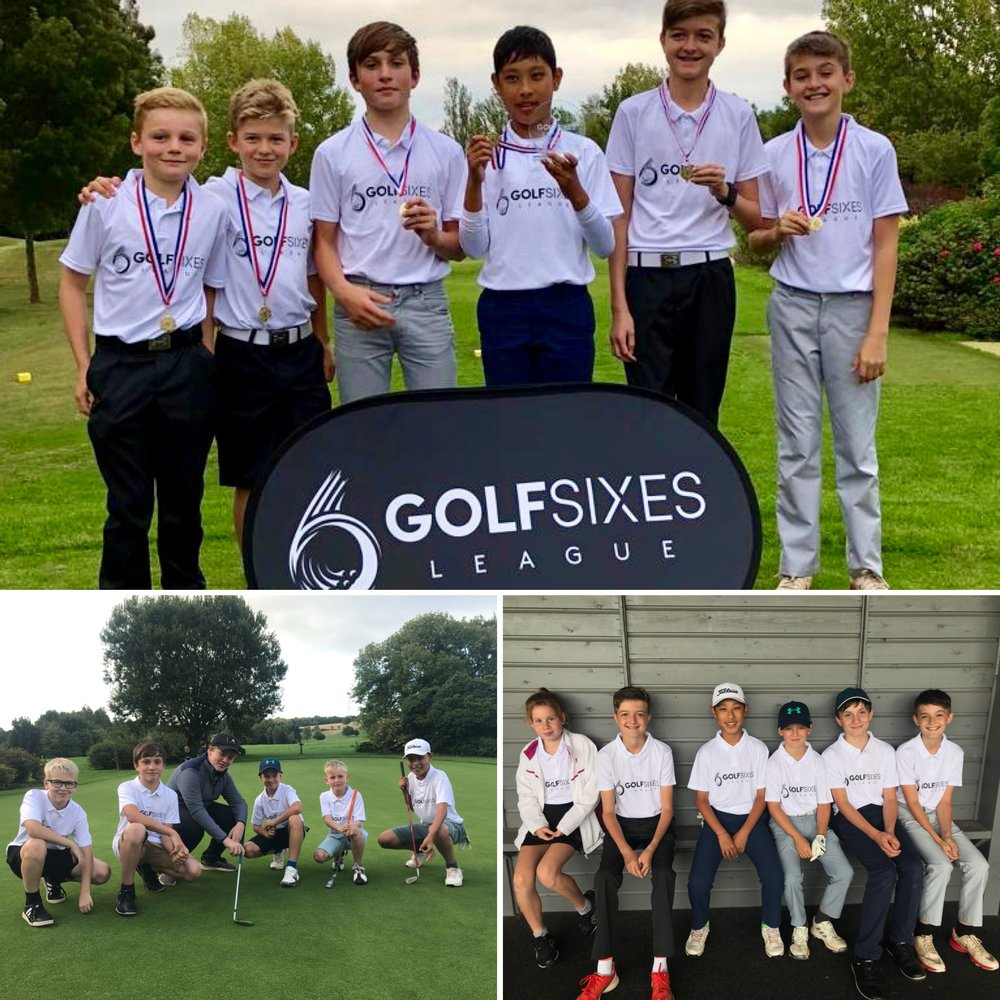 Our Winning Golf Sixes Teams