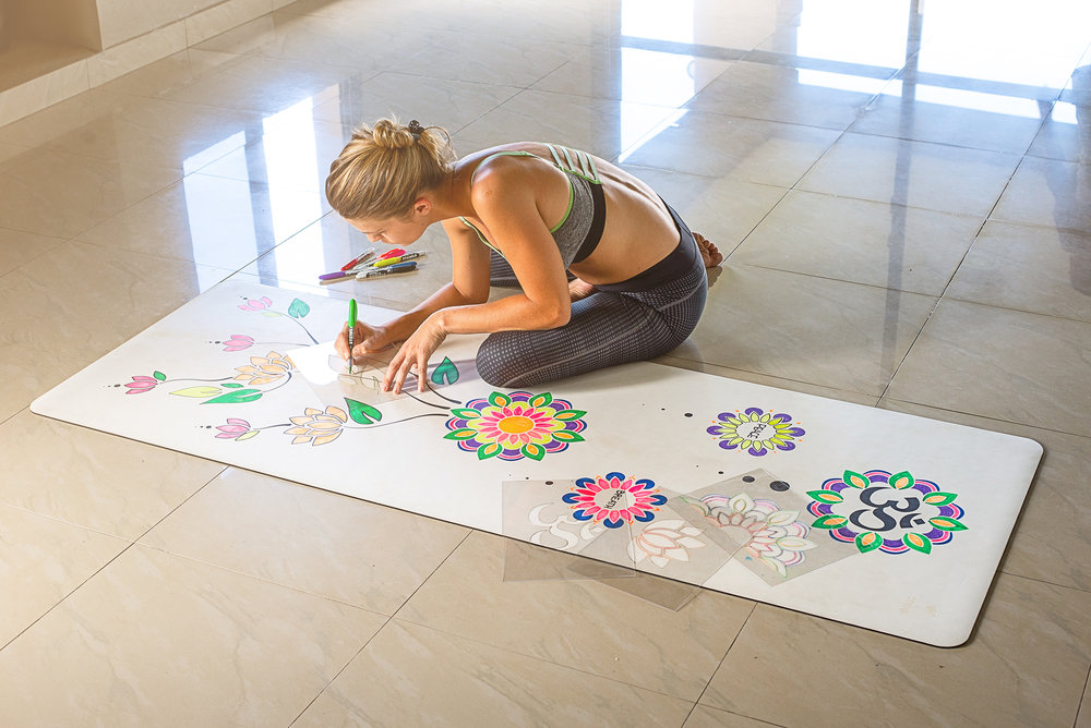 Custom yoga mat DIYogi.jpeg