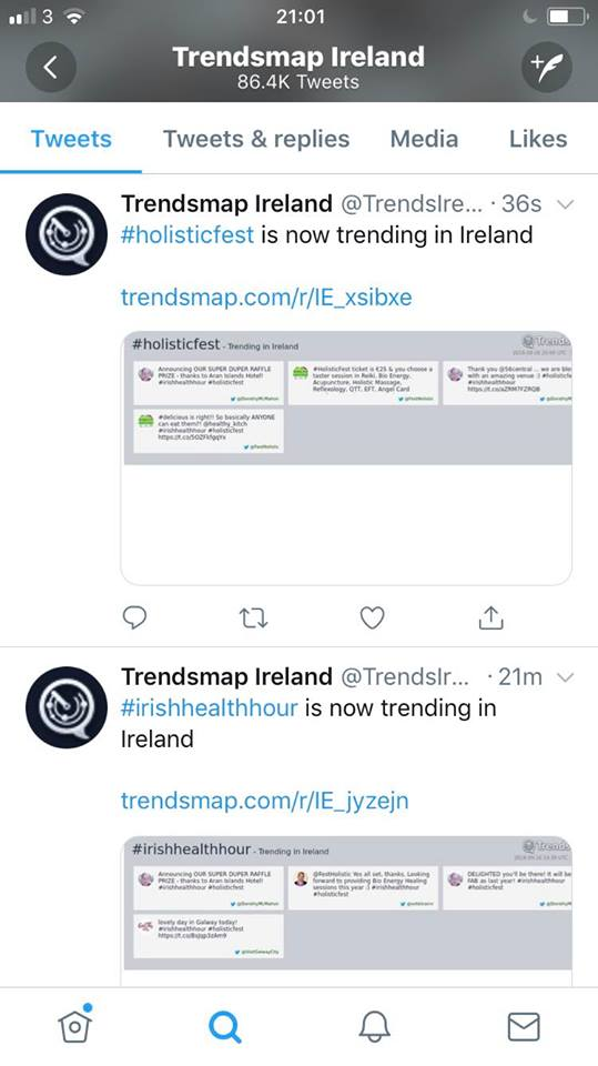 Both hashtags trending.jpg