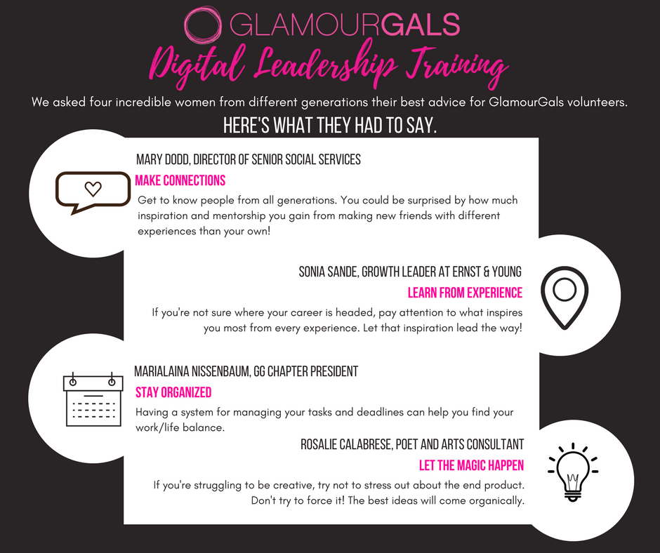 Top Leadership Tips - GlamourGals Digital Leadership Training