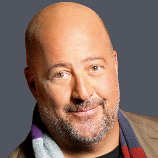Andrew Zimmern - TV'S BIZARRE FOOD HOST