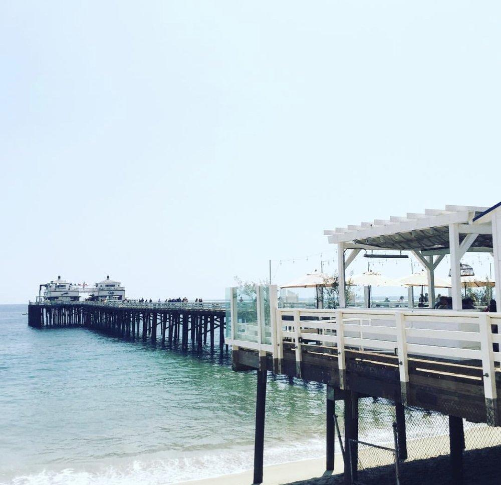 Malibu Pier / Malibu Farms Cafe