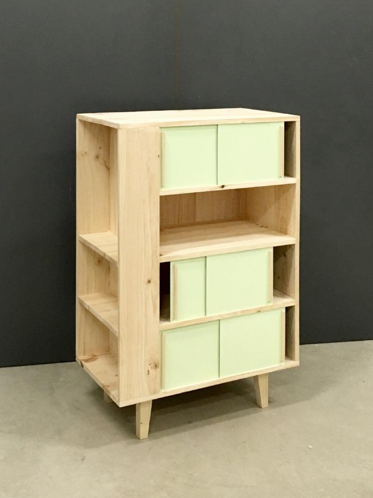 meubles de rangement sur mesure ag oc. Black Bedroom Furniture Sets. Home Design Ideas