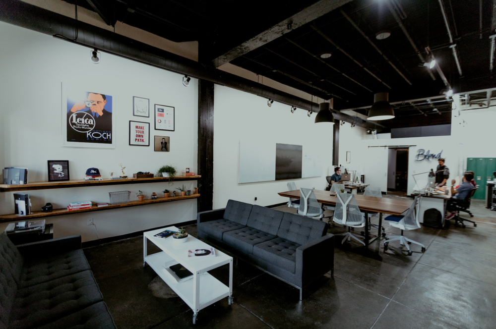 Blend Studio Office