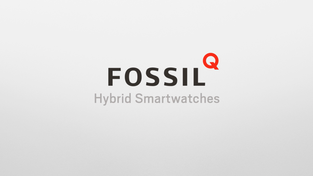FOSSIL HYBRID Q SMARTWATCH VIEW PROJECT