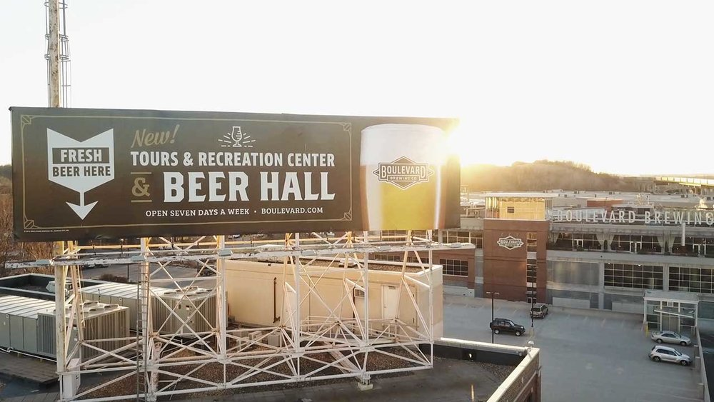 BOULEVARD BREWING COMPANY TOURS & REC