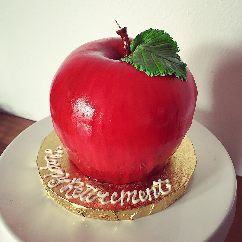 Carved Cakes -