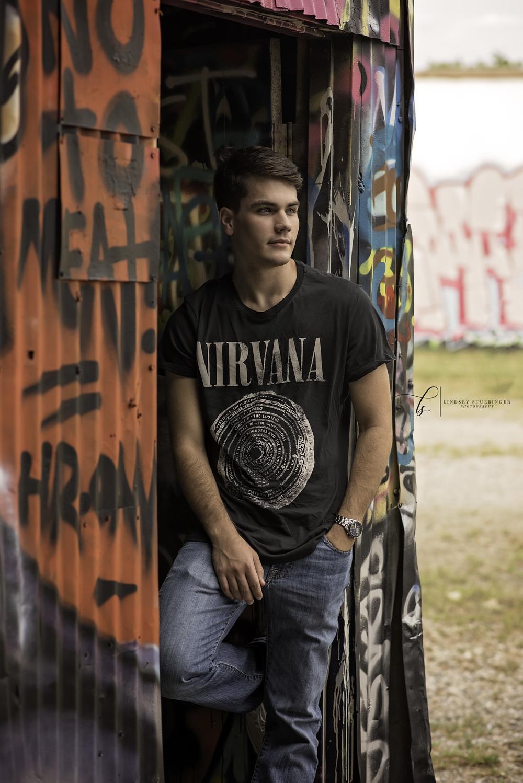 Model: Caleb Braziel