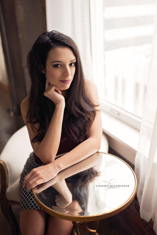 Model: Jessica Serna