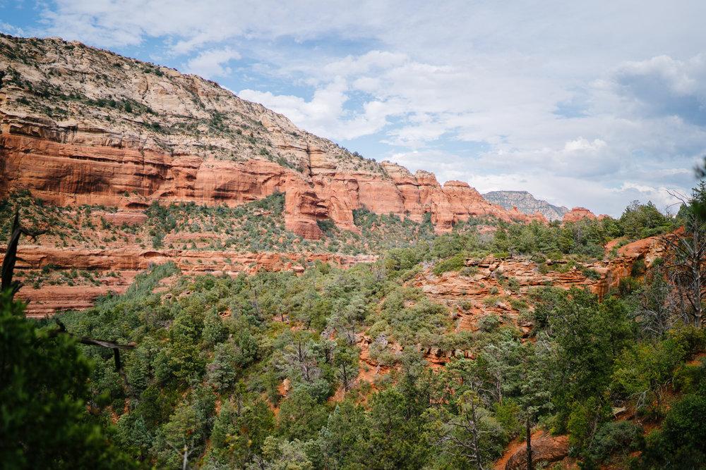 Red rocks of Sedona, Arizona | Never Settle Travel