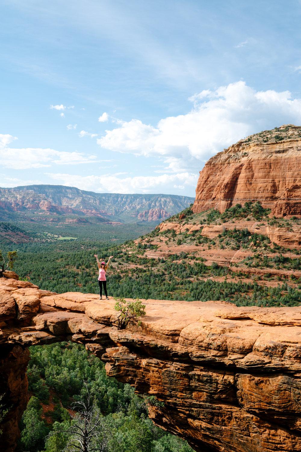 Devil's Bridge Trail | Never Settle Travel