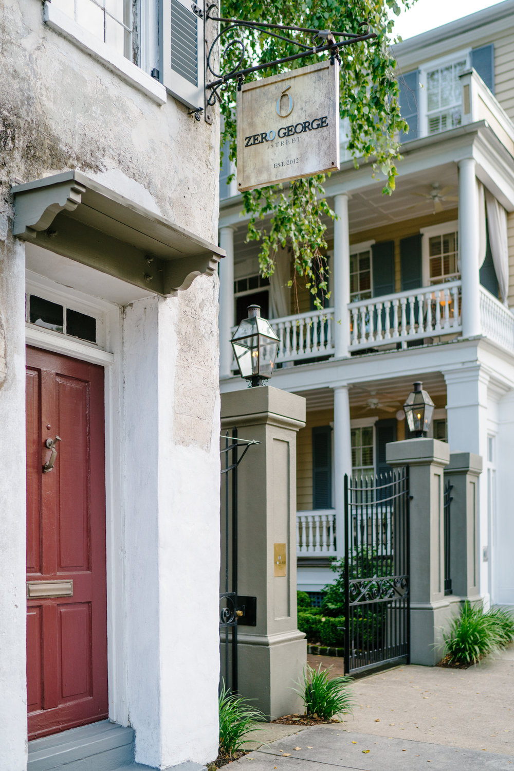 Zero George Street in Charleston | Never Settle Travel