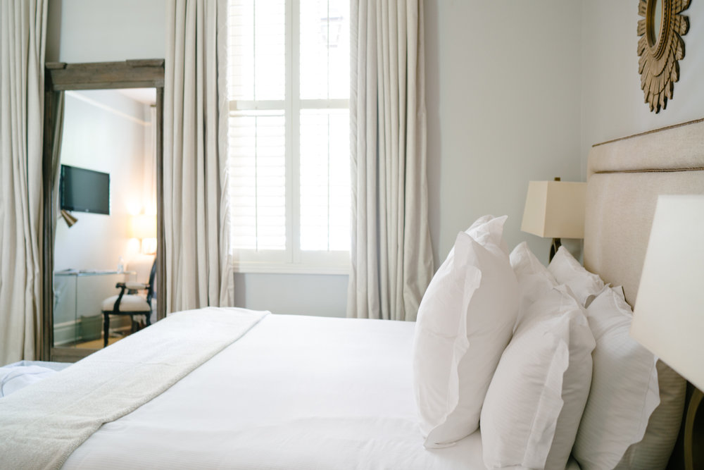 Zero George Street Boutique Hotel Charleston | Never Settle Travel