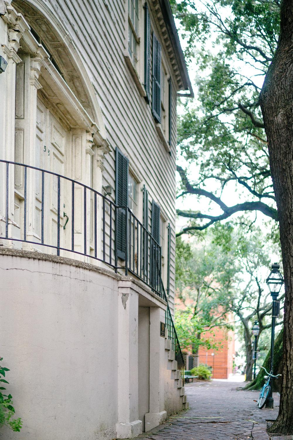 Historic Charleston Homes | Never Settle Travel
