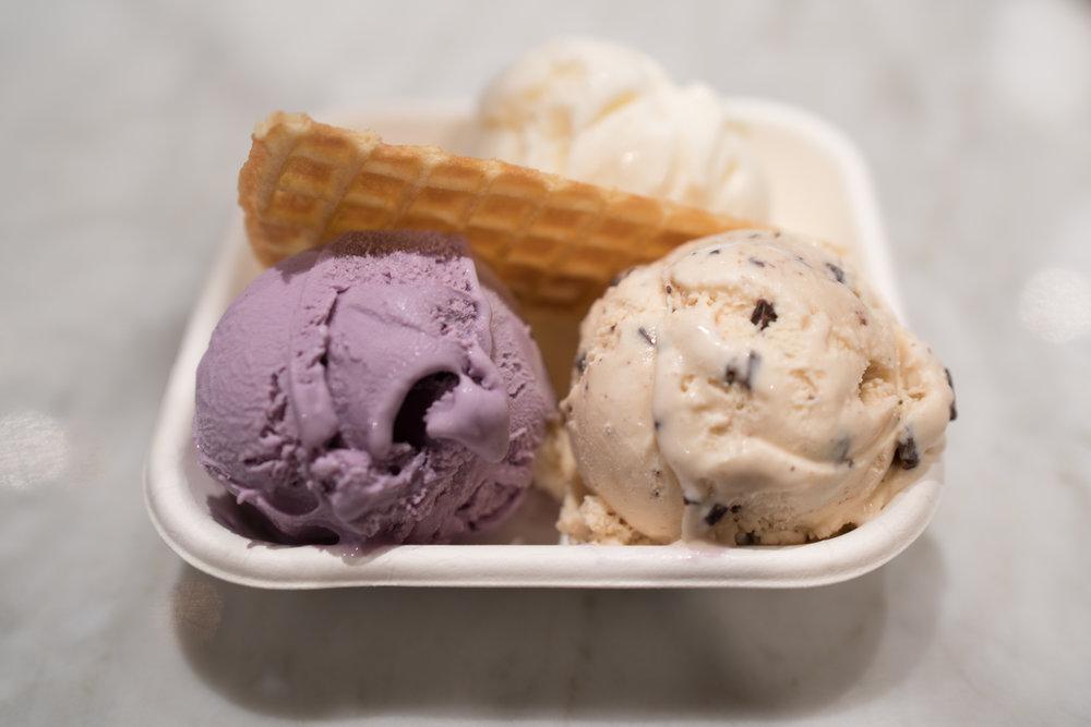 Jeni's Splendid Ice Cream in Charleston | Never Settle Travel