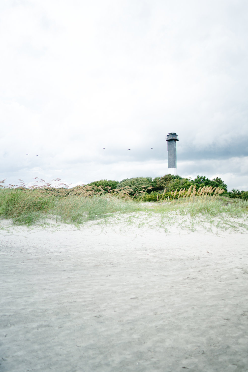 Sullivan's Island Lighthouse | Never Settle Travel