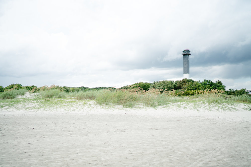 Lighthouse on Sullivan's Island | Never Settle Travel