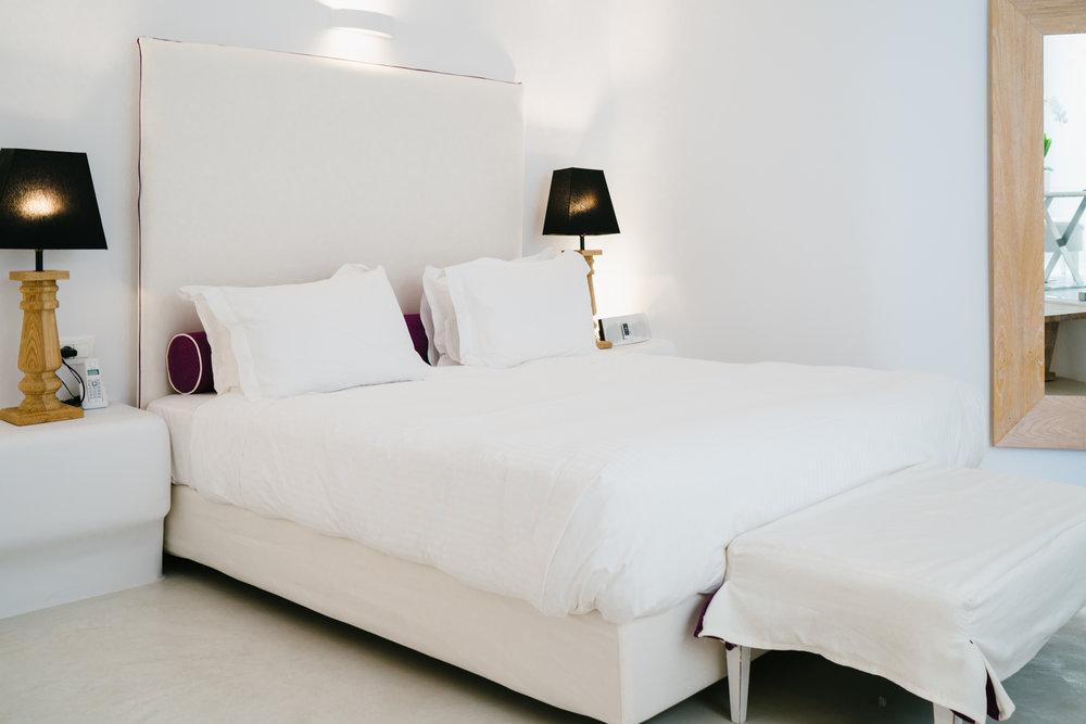 Charisma suites room