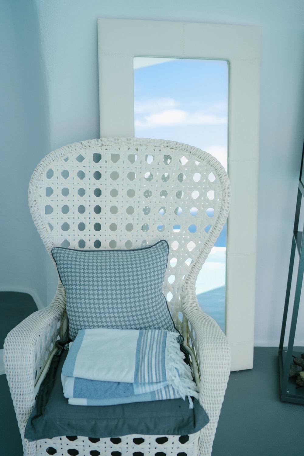 Charisma Suites decor