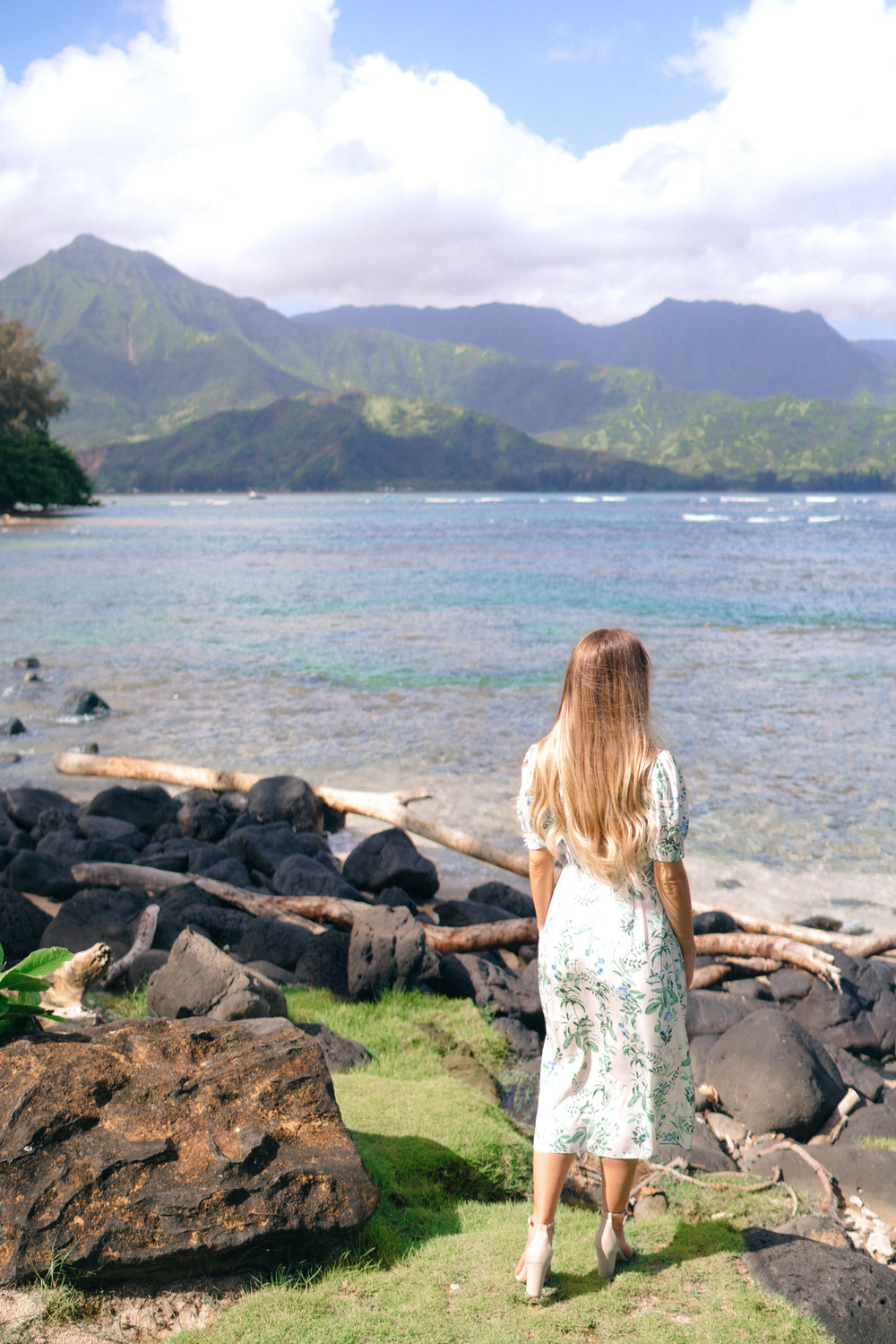 Gal Meets Glam Dress Princeville Kauai, Hawaii