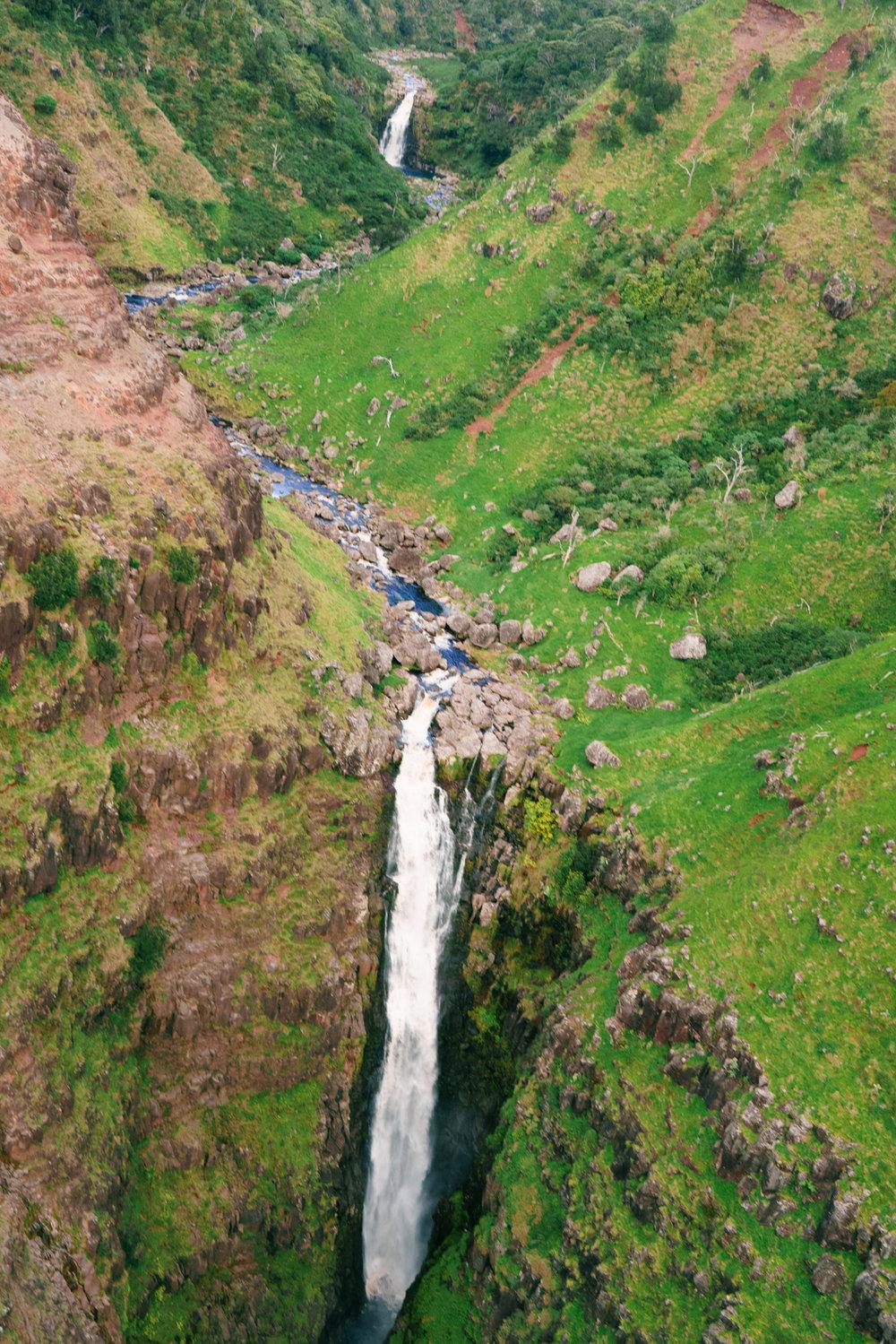 Kauai Waterfalls | Never Settle Travel