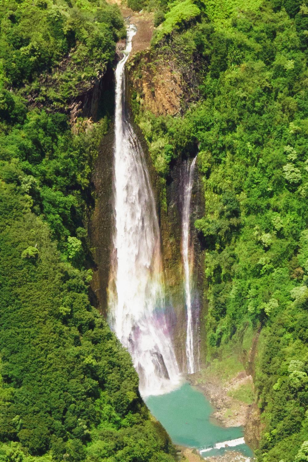 Manawaiopuna Falls (Jurassic Park Falls) | Never Settle Travel