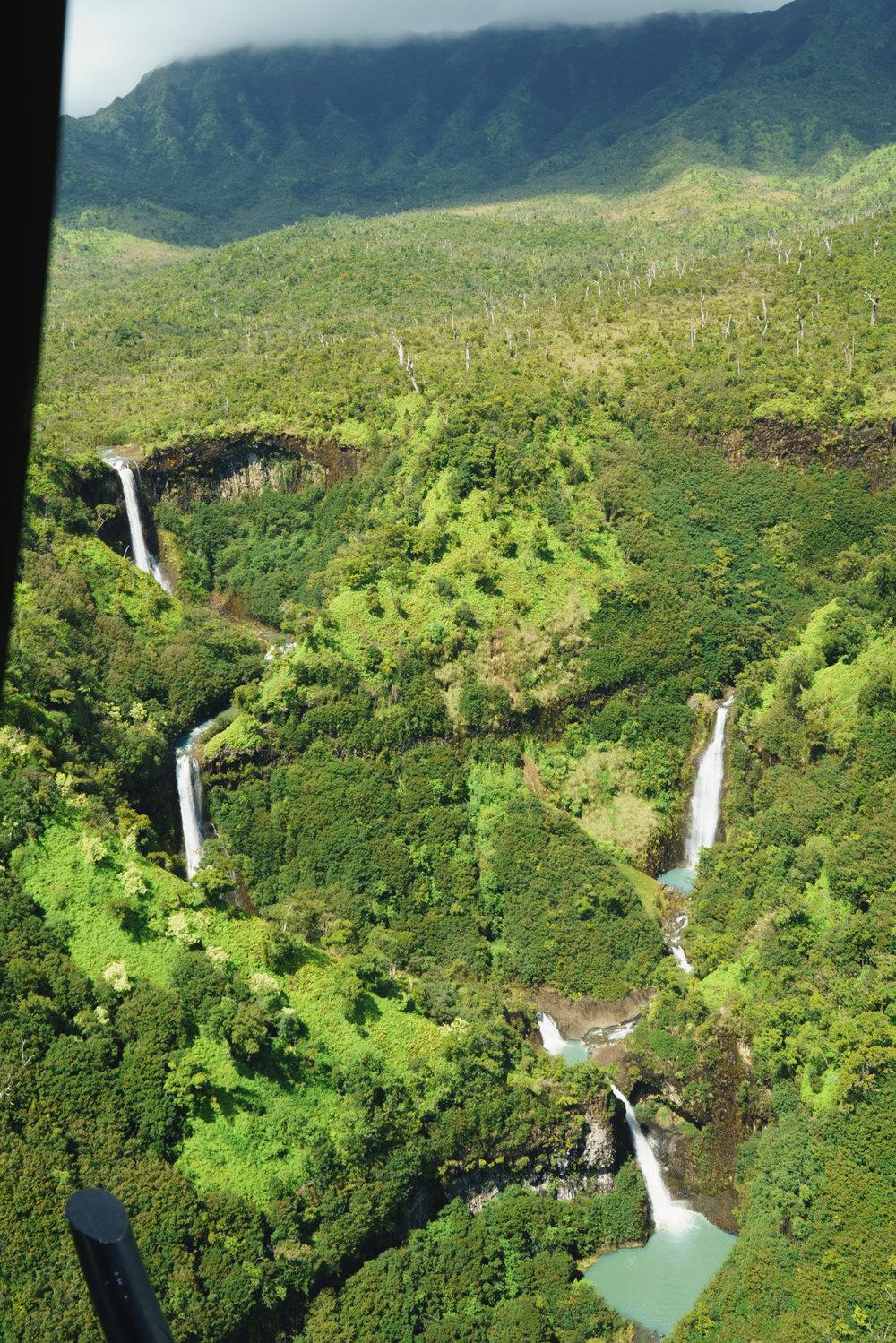 Kahili Waterfall in Kauai | Never Settle Travel
