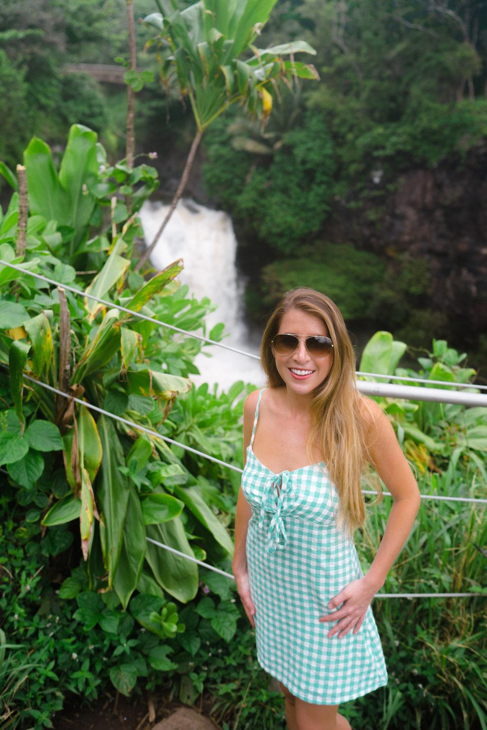 Best Waterfalls in Maui | Never Settle Travel