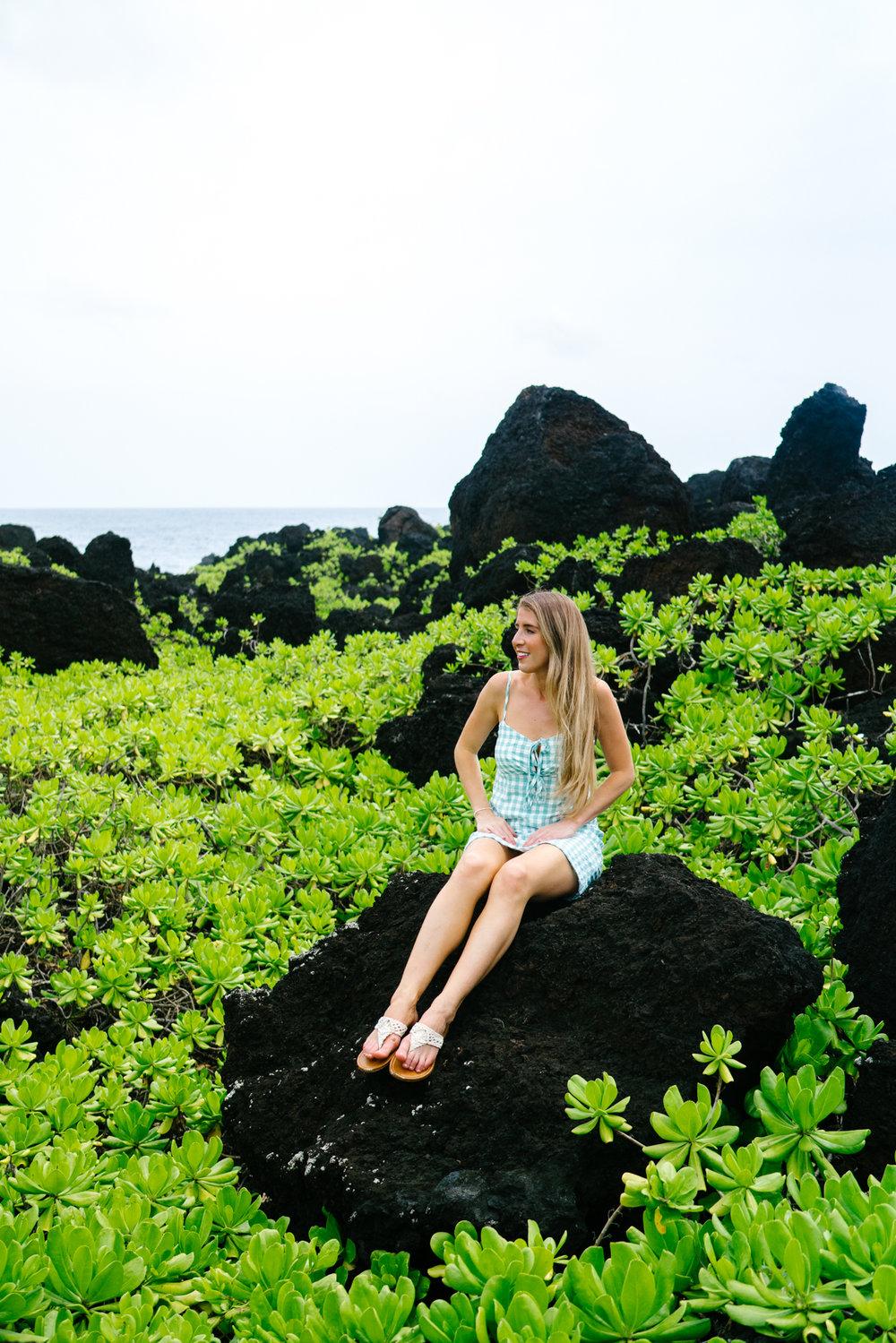 Best stops on the Road to Hana | Never Settle Travel