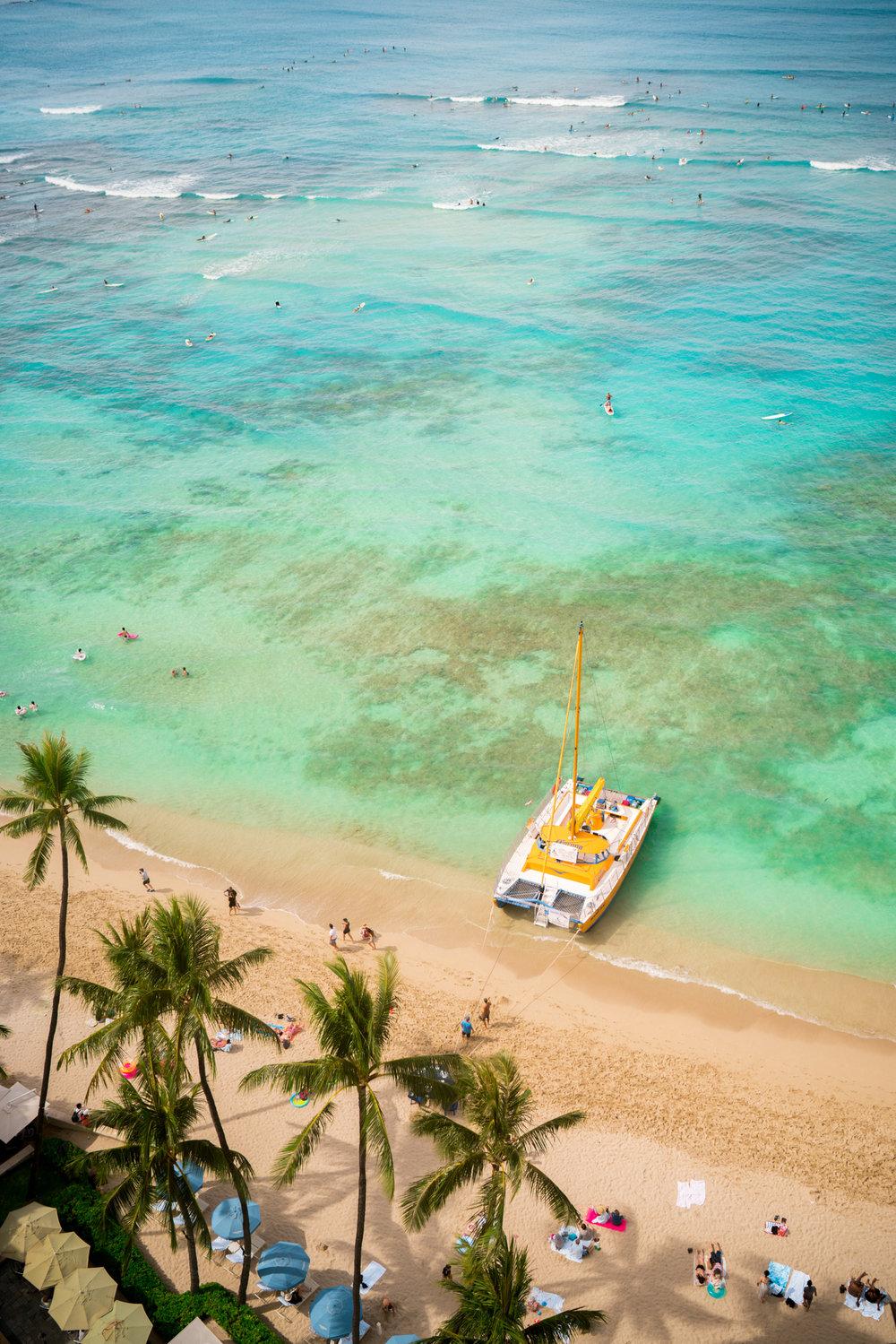 Best beach in Oahu