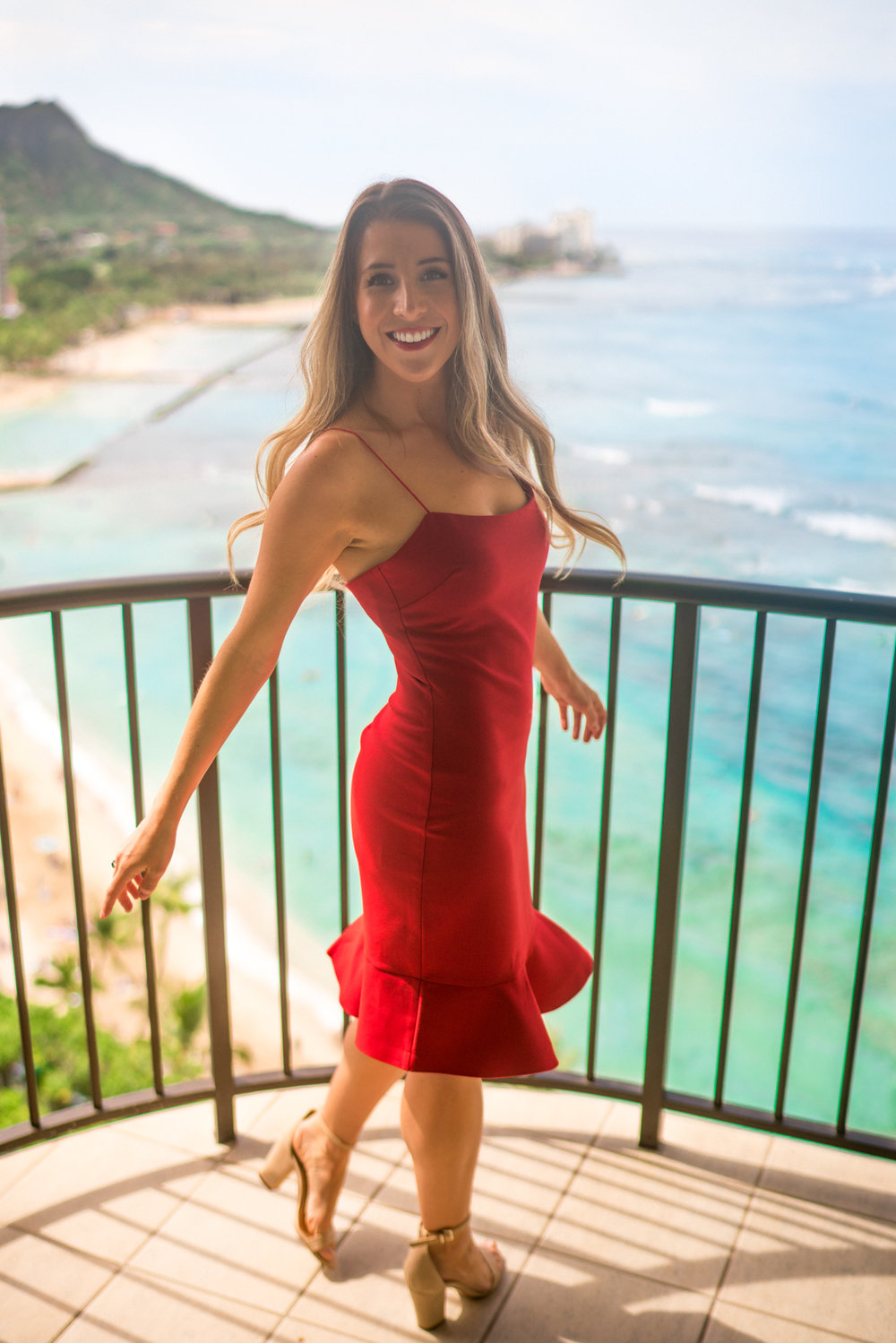 Likely Red Dress